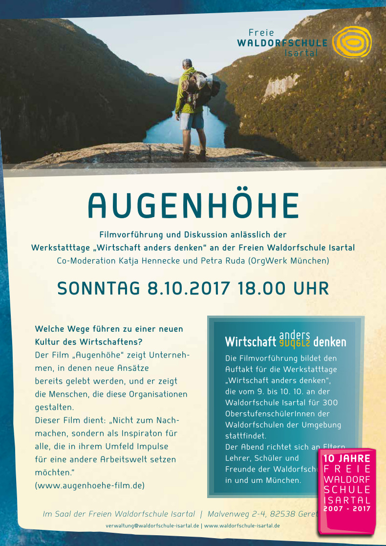 Augenhhe